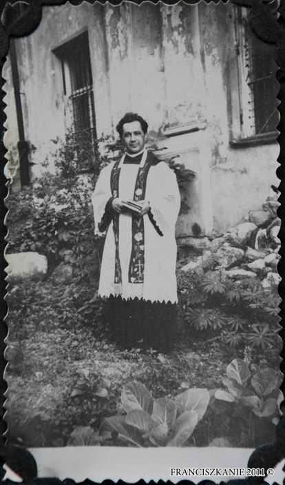o. Kamil Wełymański