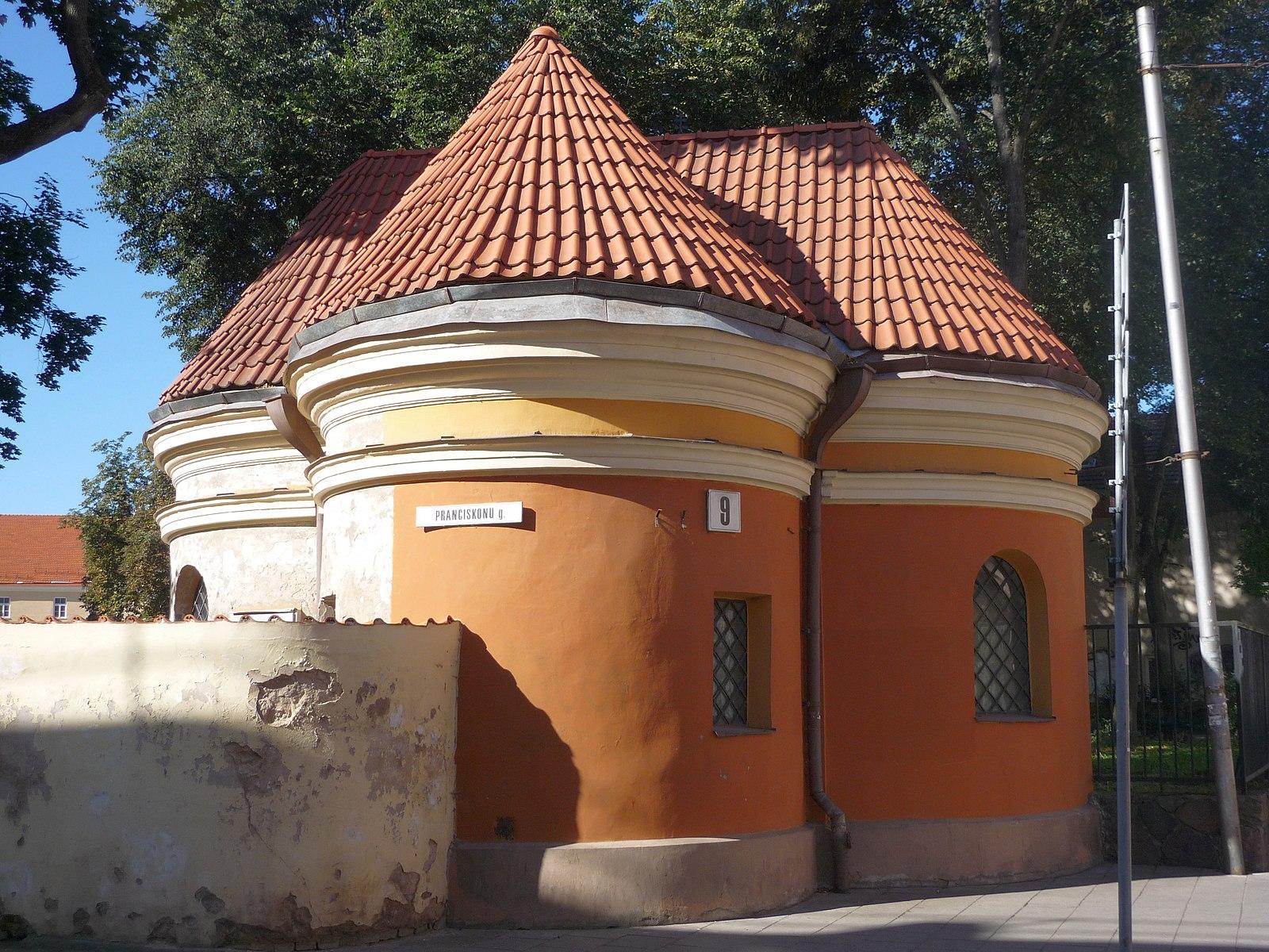 Kaplica Suzina