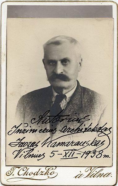 Juozas Kamarauskas (1874-1946)