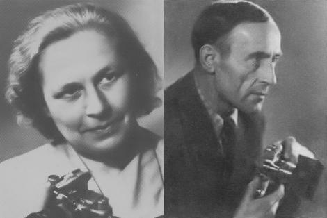 Bolesława i Edmund Zdanowscy