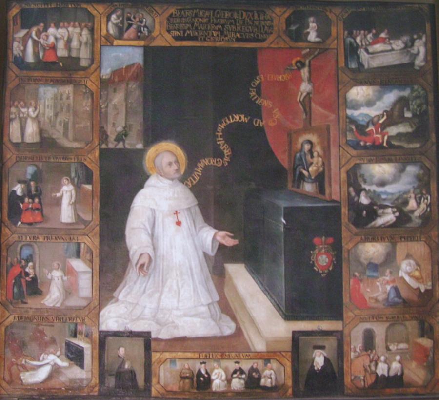 Nowy ołtarz u franciszkanów w Wilnie