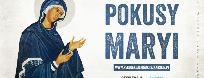 Rekolekcje online – Walka duchowa cz.3 Pokusy Maryi
