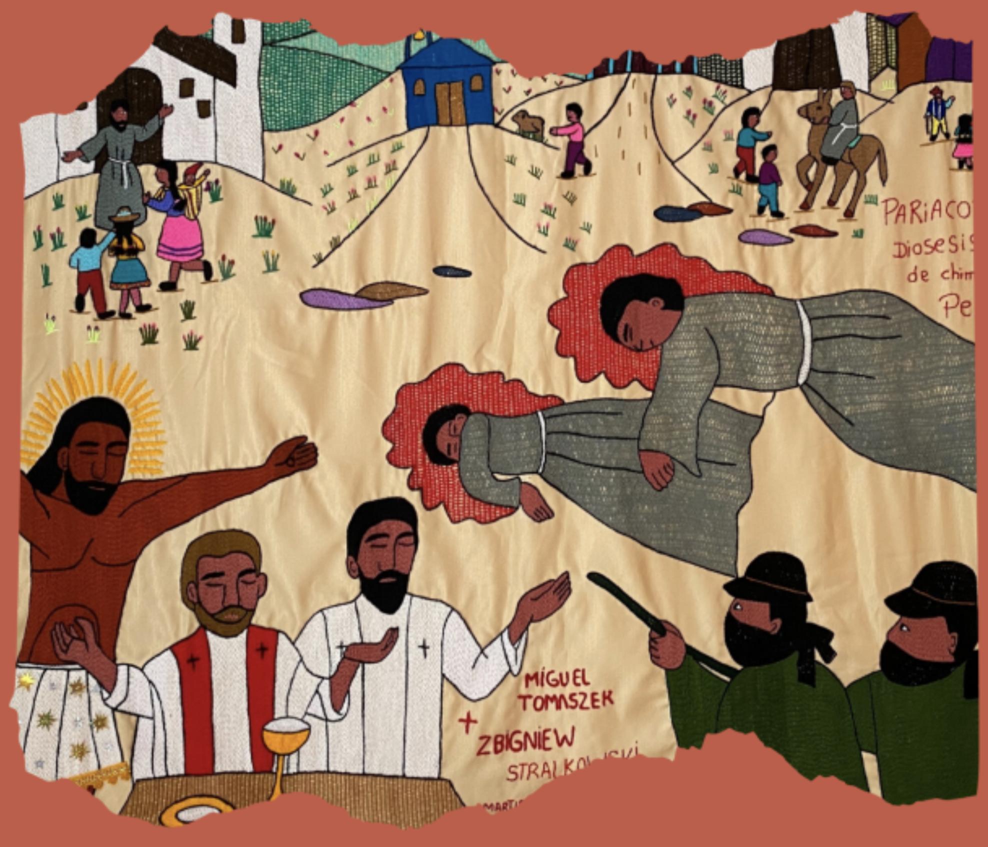 7 czerwca z Męczennikami z Pariacoto